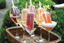 {Summer Soiree} / Celebrate Summer.. sun drenched days and starlit nights...
