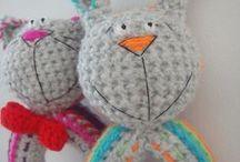 ~ Crochet Baby Rattle ~