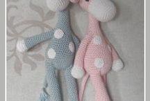 ~ Crochet Giraf ~