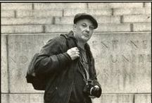 Bruce Davidson / Bruce Davidson (born September 5, 1933) is an American photographer. He has been a member of the Magnum Photos agency since 1958. His photographs, notably those taken in Harlem, New York City, have been widely exhibited and published. He is known for photographing communities usually hostile to outsiders