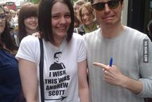 Andrew Scott / AKA the cutest person ever