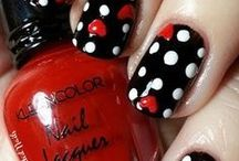 Nail Design and Colour / Cool Nail Art, Nail Colours and Tutorials / by Melanie Nolan