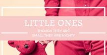 {For The Little Ones} / Games, clothes and ideas for kids