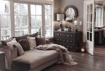 living rooms/homes. / by Samantha Parmerlee