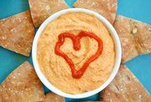 Savoury Snacks & Appies / snacks, appetizers, dips, sauces, etc / by Melanie Nolan