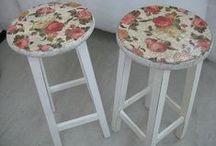 Furniture Decor /  Techniques &Texture, Refinish, Painting, design, renovation, upholstery