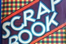 Sally Arrington's Scrapbook, 1937-41 / My grandmother's childhood scrapbook! Drink napkins, ticket stubs, menus, and all sorts of ephemera from her San Francisco adventures.