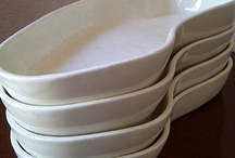 Dishes, Bakeware, Storage, Serving / by Maggie Castillo