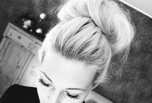 hair. / by Samantha Parmerlee