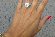 engagement rings. / by Samantha Parmerlee