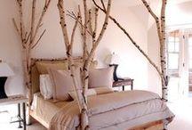 bedroom. / by Samantha Parmerlee