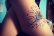 tattoos. / by Samantha Parmerlee
