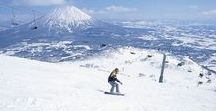 JAPAN / A current favourite among young travellers, this amazing place has something for the romantic too.