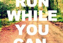 Running a half. / Motivation for training.  / by Maura Collins