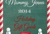 MommyJenna Holiday Gift Guide