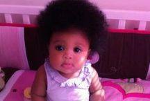 Children & Natural Hair