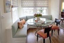 dining room. / by Samantha Parmerlee