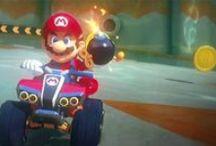 Mario Kart GIF / by Waru Maru