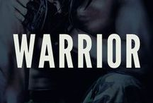 Warrior / One night with a hero. One secret. One man who can save her life.
