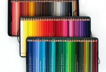 ART supplies to buy <3 / by Melanie Nolan