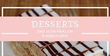 {Desserts} / Always Eat Dessert First