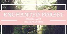 {Enchanted Forest} / Woodland wedding