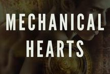 Mechanical Hearts / Skeleton Key Book Series. One Skeleton Key. Endless Adventures. http://skeletonkeybookseries.com  The clock is about to run out.  Tick tock.