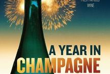 A Week in Champagne / Inspired by the A YEAR IN CHAMPAGNE movie playing on Eurocinema.
