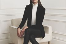 Office chic / Finding the perfect business casual outfit isn't always easy. Check out the outfits that have inspired us! #businesscasual #officechic #workattire