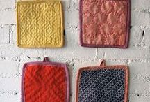 to sew and knit