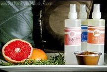 DIY soaps/moisturizers/etc