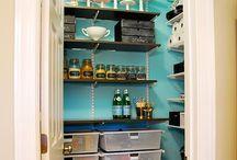 Organize / Storage and organization / by Lindsay Shields