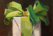 Study in green / Crisp