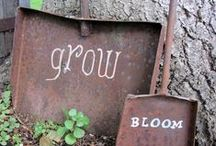 Gettin my backyard farm on!!! / Gardens, barnyard jazzy animals, recycled cool things n more!!