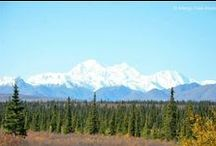 Alaska / by Megan | Allergy Free Alaska