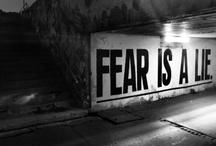 Fears be Gone