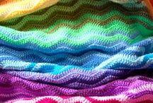 Crochet - Afghans & Blankets / by Jane Bratton