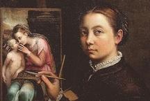 Artist to Study on Portrait Art / by adrienne vanderploeg