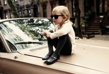 Innocent / Style starts at a young age. / by Kristen Hendy