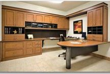 Home Office & Craft Rooms / With great ideas for home office and craft room storage, Marco can make sure your space is organized and efficient.