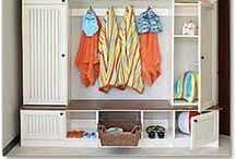 Laundry & Mud Room / From mud rooms and laundry rooms to craft and sewing rooms, Marco Closets and Storage Solutions can provide a custom system to easily keep everything in its place.