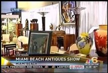 VIDEOS: Antique & Jewelry Shows