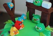 Parties: Angry Birds