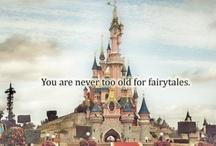 Disney / by Leah Mooney