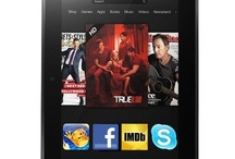 Kindle Fire / Exclusive Dolby audio and dual-driver stereo speakers for immersive, virtual surround sound World's first tablet with dual-band, dual-antenna Wi-Fi for 40% faster downloads and streaming (compared to iPad 3)