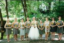 Wedding Bridal Party / by Sarah @ Snixy Kitchen