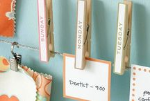 Clothes Pins / by Lindsay Shields