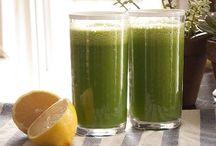 Juicing / Juice recipes / by Lindsay Shields