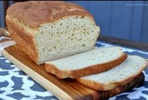 Gluten-Free Bread Recipes / by Megan | Allergy Free Alaska
