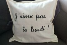 Coussin - pillow